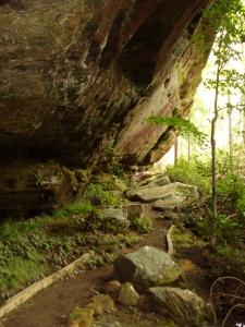 Hidden Passage Loop Rockhouses