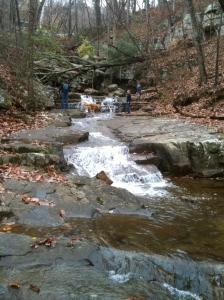 Morris & Mayla & the Creek